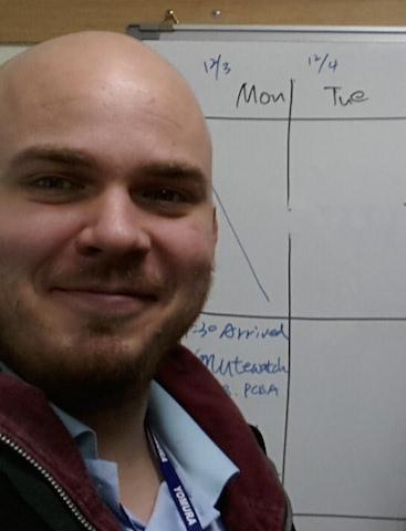 Meet Memoto: Johan Thelander 1
