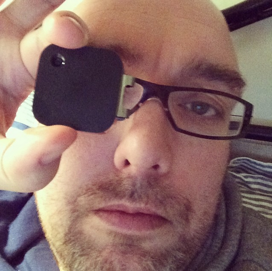 Life with the Narrative Clip: An interview with Deeped Niclas Strandh 1