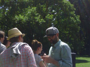 Life with the Narrative Clip. An interview with Mike Merrill 4