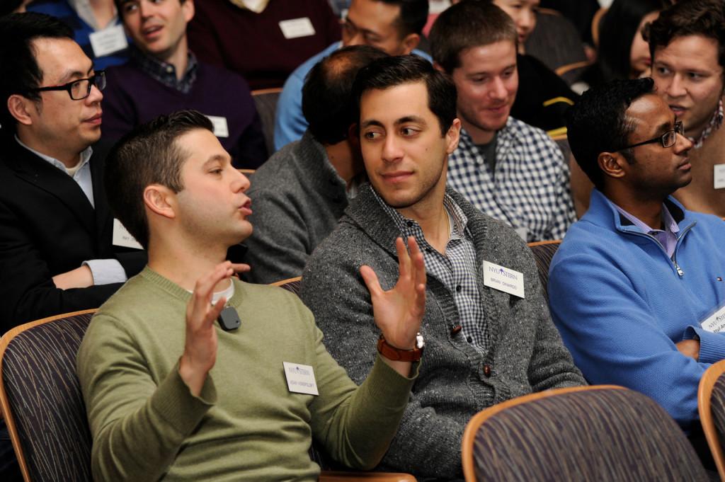 Narrative Clip used in innovative MBA program at NYU 4