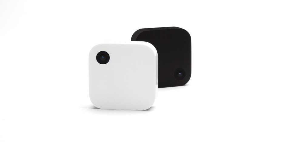 Narrative Clip 2 Arctic White + Piano Black