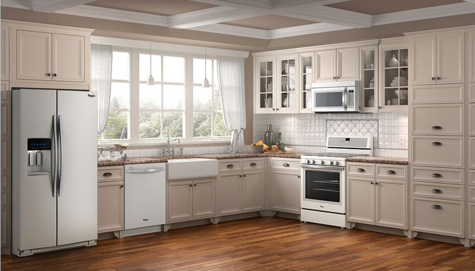 whirlpool kitchen
