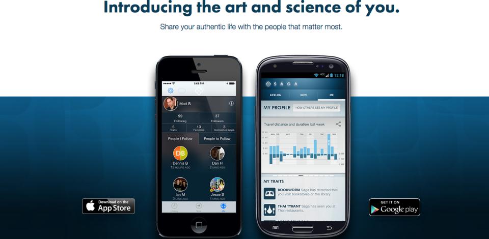 Saga App