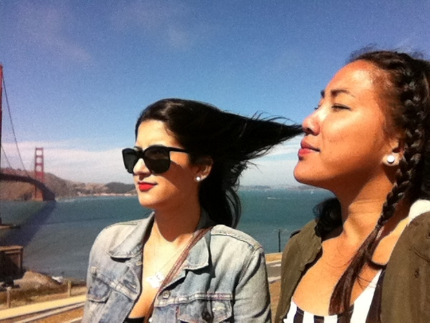 The perfectly timed hair snort photo: