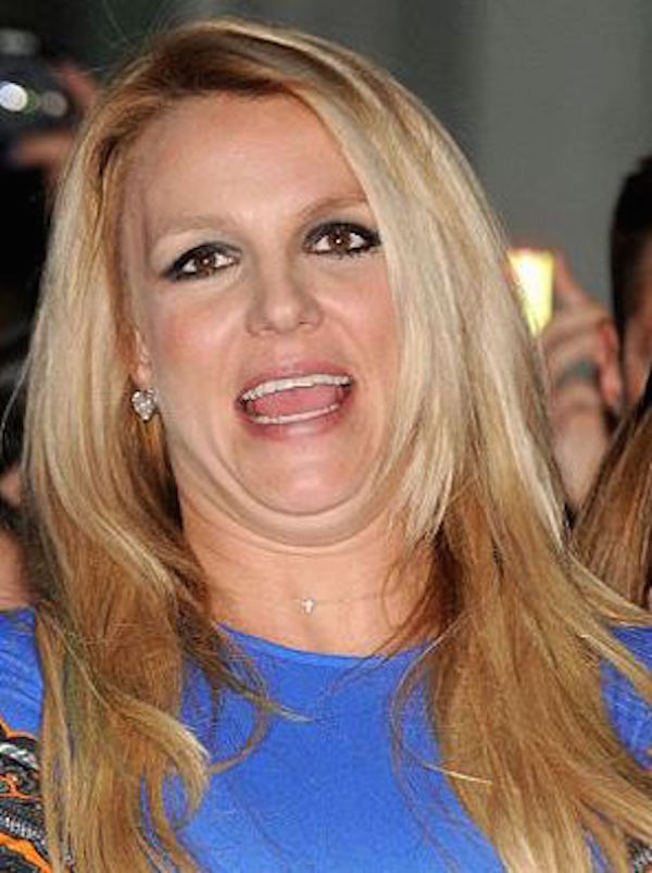 Brittany Spears Unflattering
