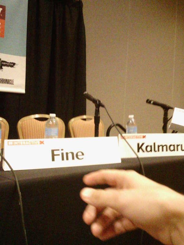 Fine Kalmaru, panel about Surveillance Photography and Personal Documentation