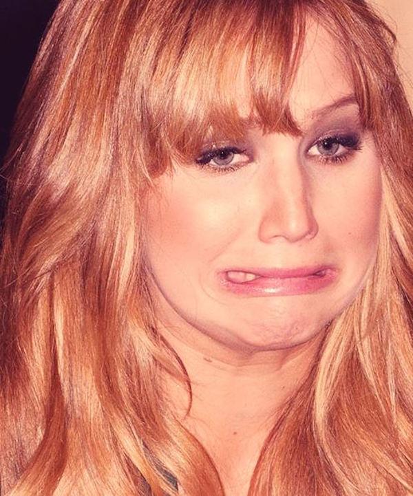 Jennifer Lawrence Unflattering