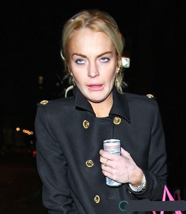 Lindsay Lohan Unflattering