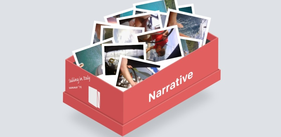 Get a Narrative Account even if you don't own a Clip!