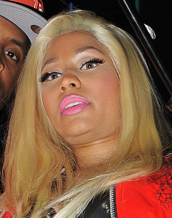 Nicki Minaj Unflattering