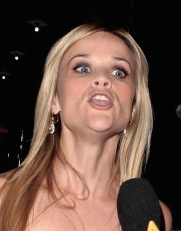 Reese Witherspoon Unflattering