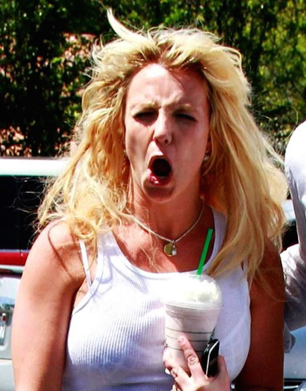 Unflattering Celebrity Photos 1