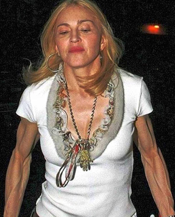 Unflattering Celebrity Photos 14