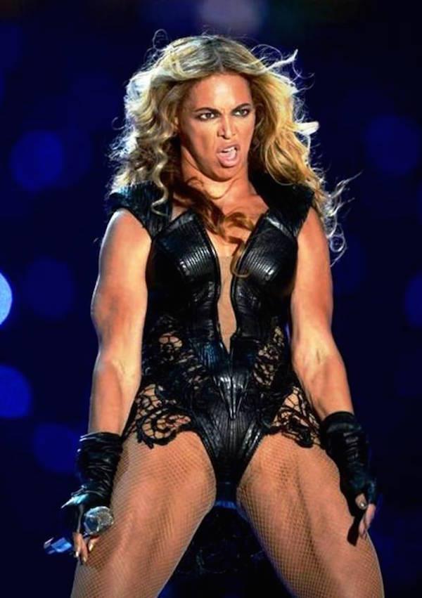 Unflattering Celebrity Photos 21