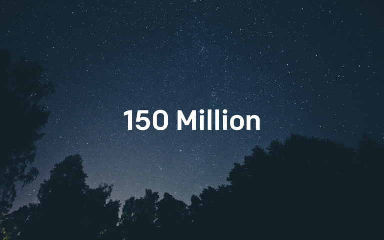 We just hit 150 million photos uploaded!