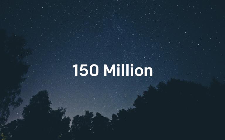 We just hit 150 million photos uploaded!