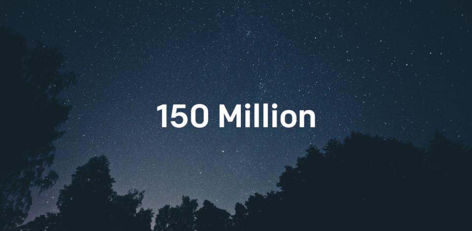 150million