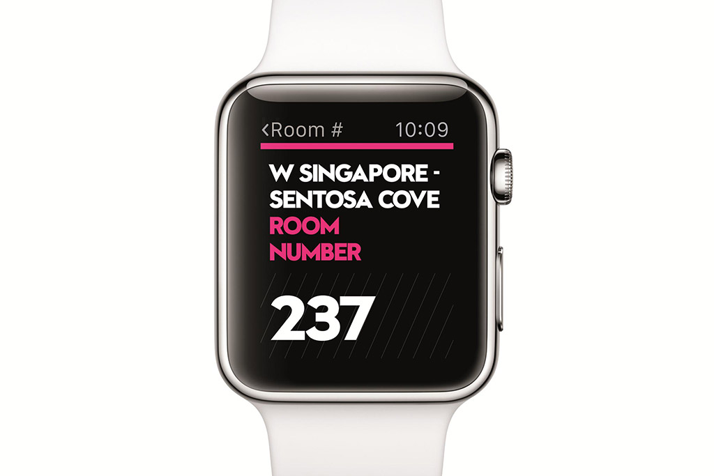 Starwood Apple-Watch