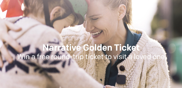 Want to win a free round-trip ticket to visit a loved one? 2