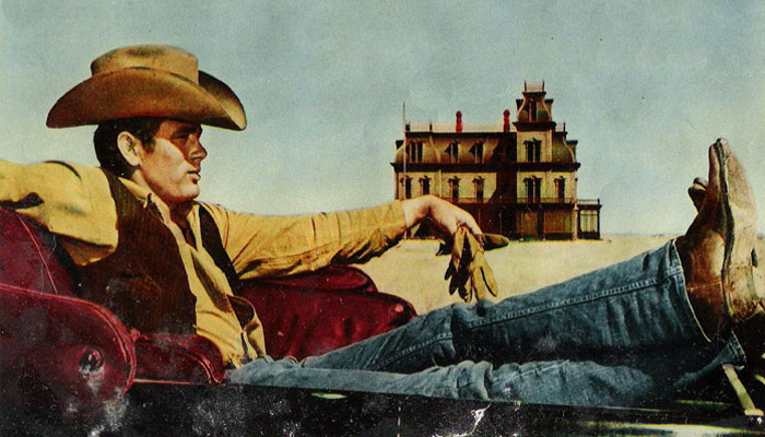 James Dean as a Cowboy using Narrative Clip