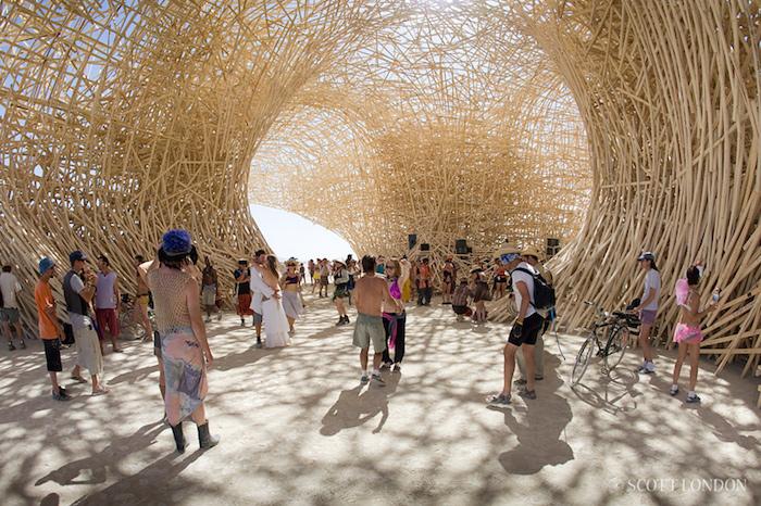 Scott London Burning Man 4