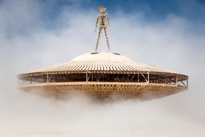 Scott London Burning Man 5
