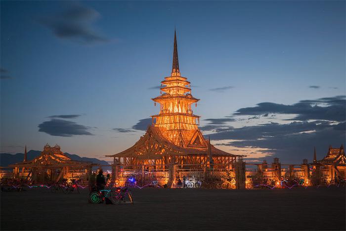 Scott London Burning Man 6