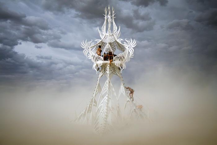Scott London Burning Man 8