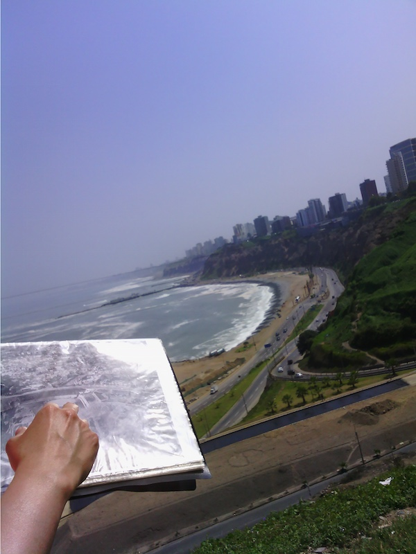 Narrative_Clip_Traveling_Miraflores, Lima, Perú