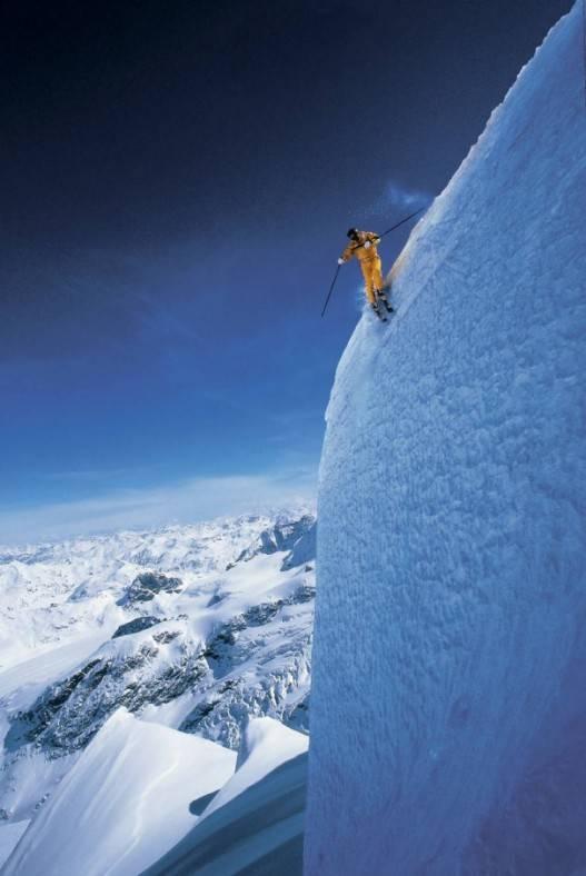 ski drop inane