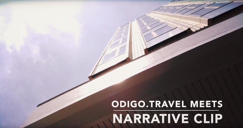 Odigo Narrative Clip Travel