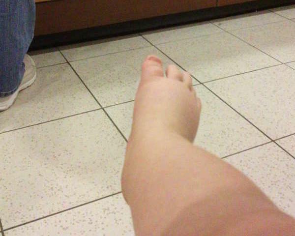Narrative Baby foot