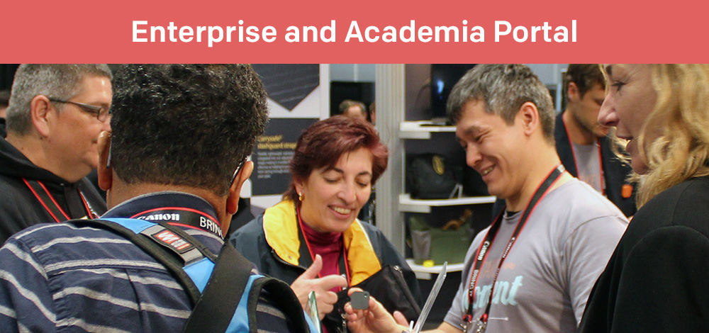 Launch: The All-New Narrative Enterprise & Academia Portal