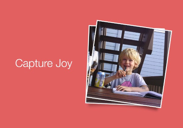 Capture Joy with Narrative